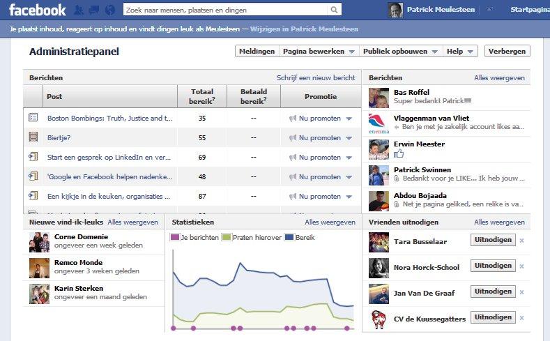 facebookmeldingennieuw